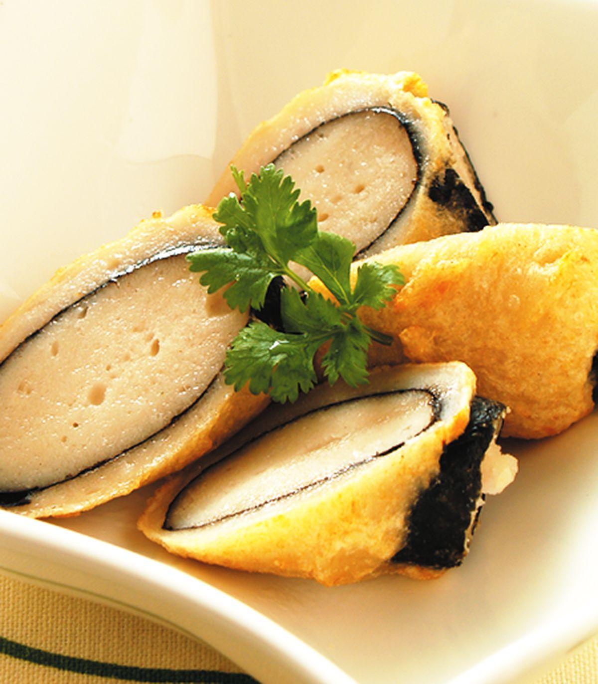 食譜:紫菜海鮮捲(1)