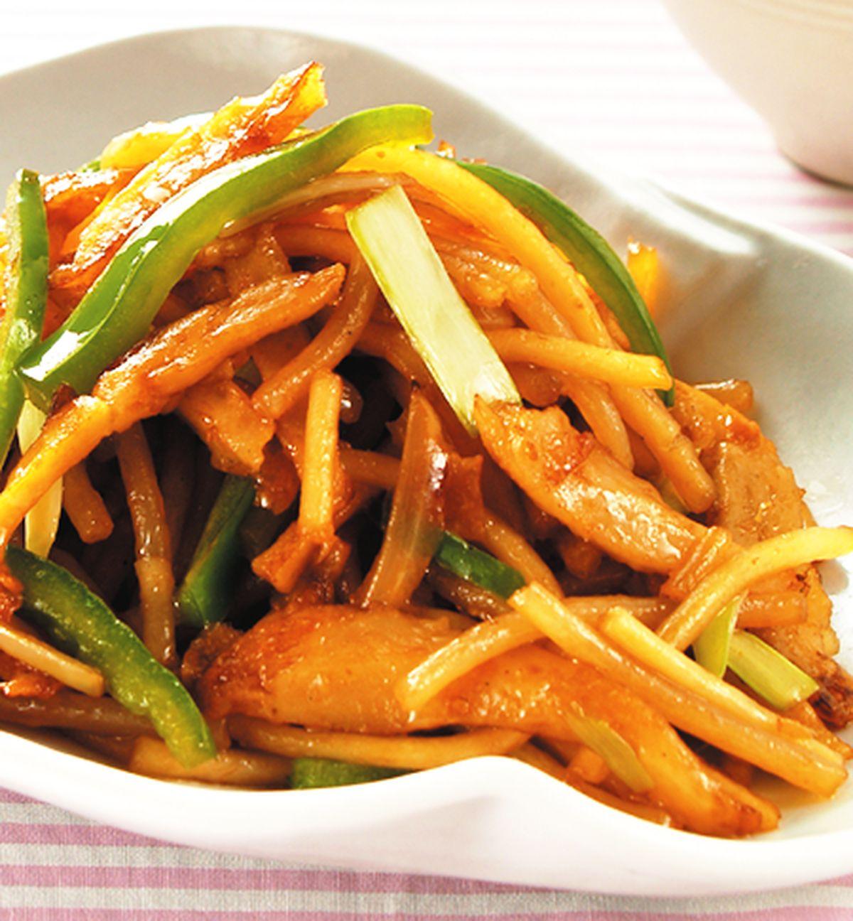 食譜:福建炒麵