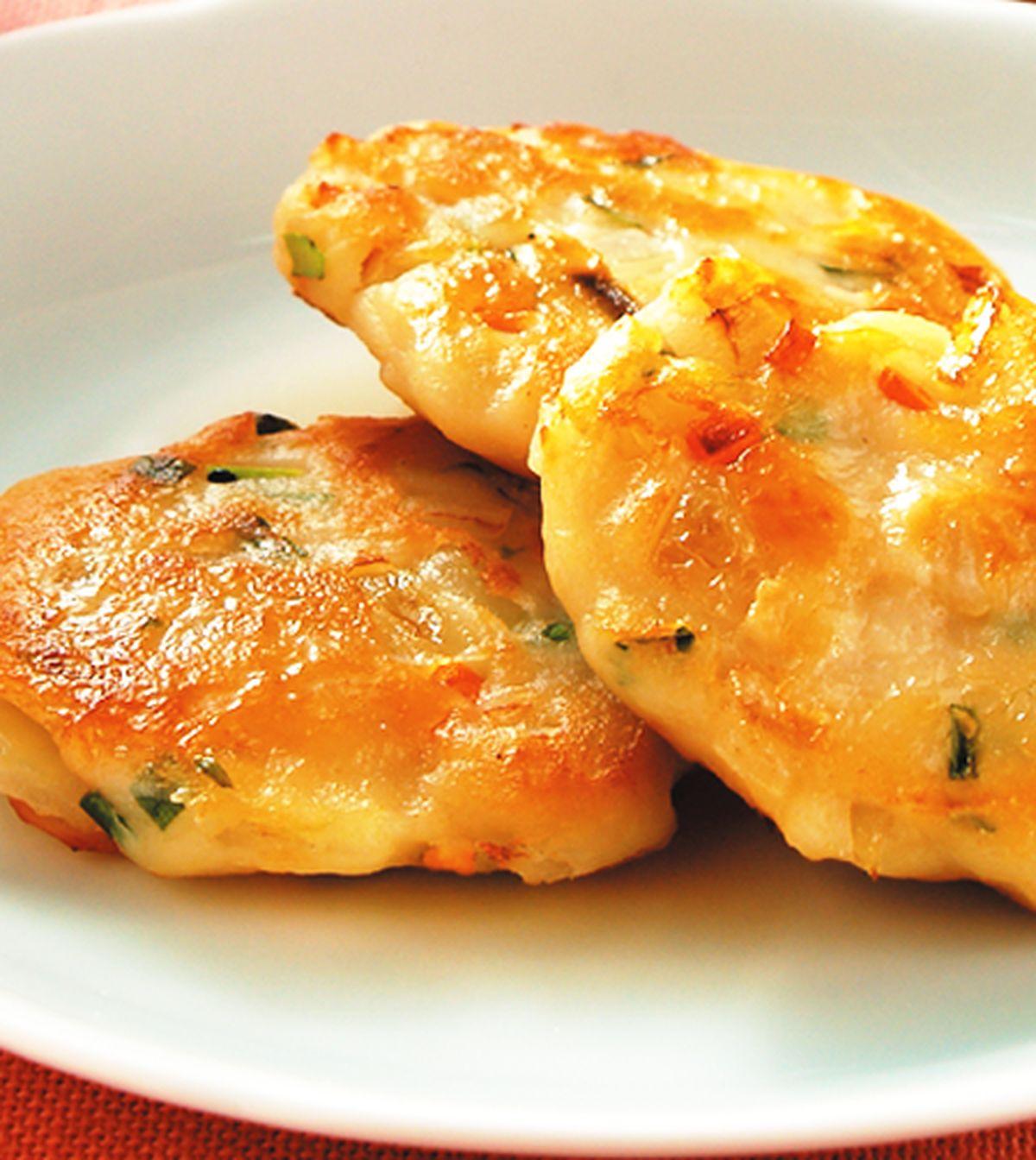 食譜:香煎魚餅