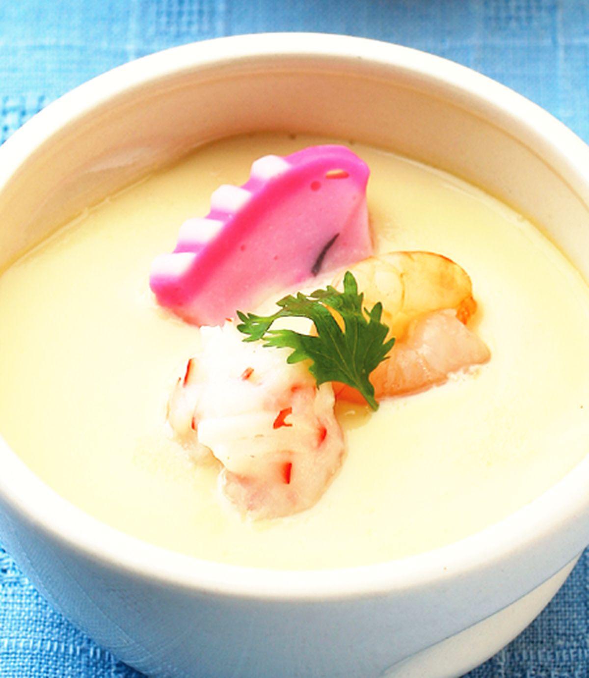 食譜:豆漿蒸蛋(1)