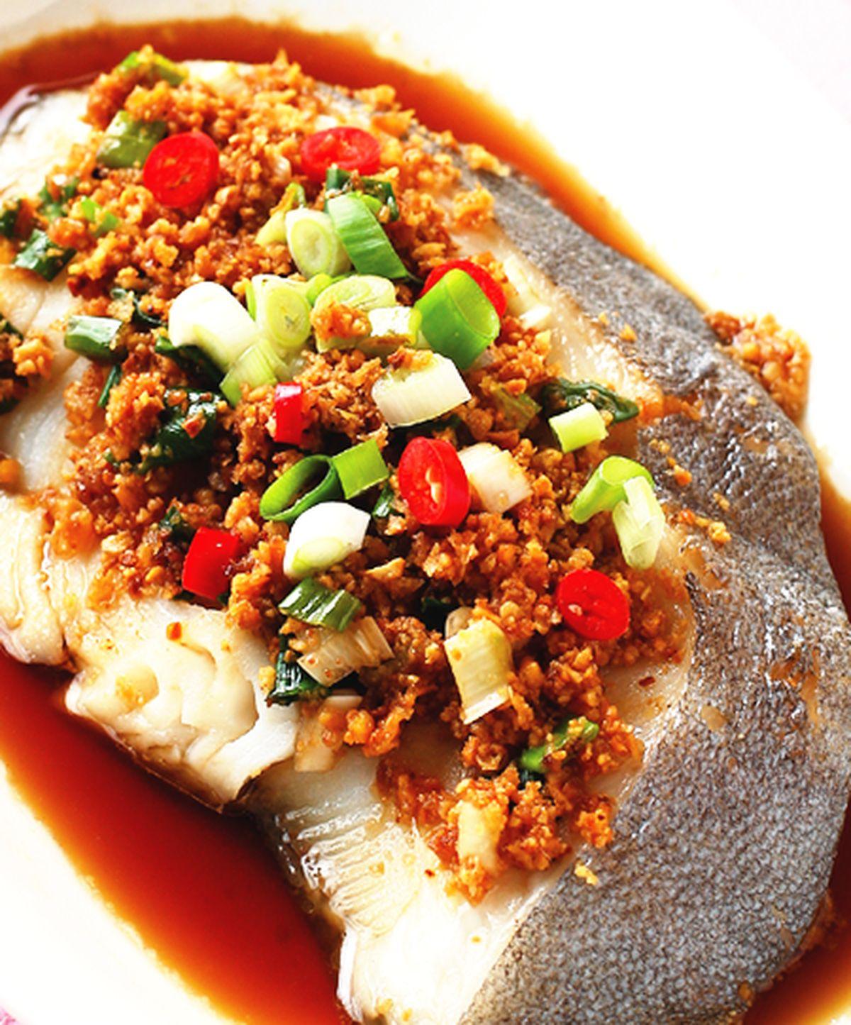 食譜:豆酥鱈魚(8)