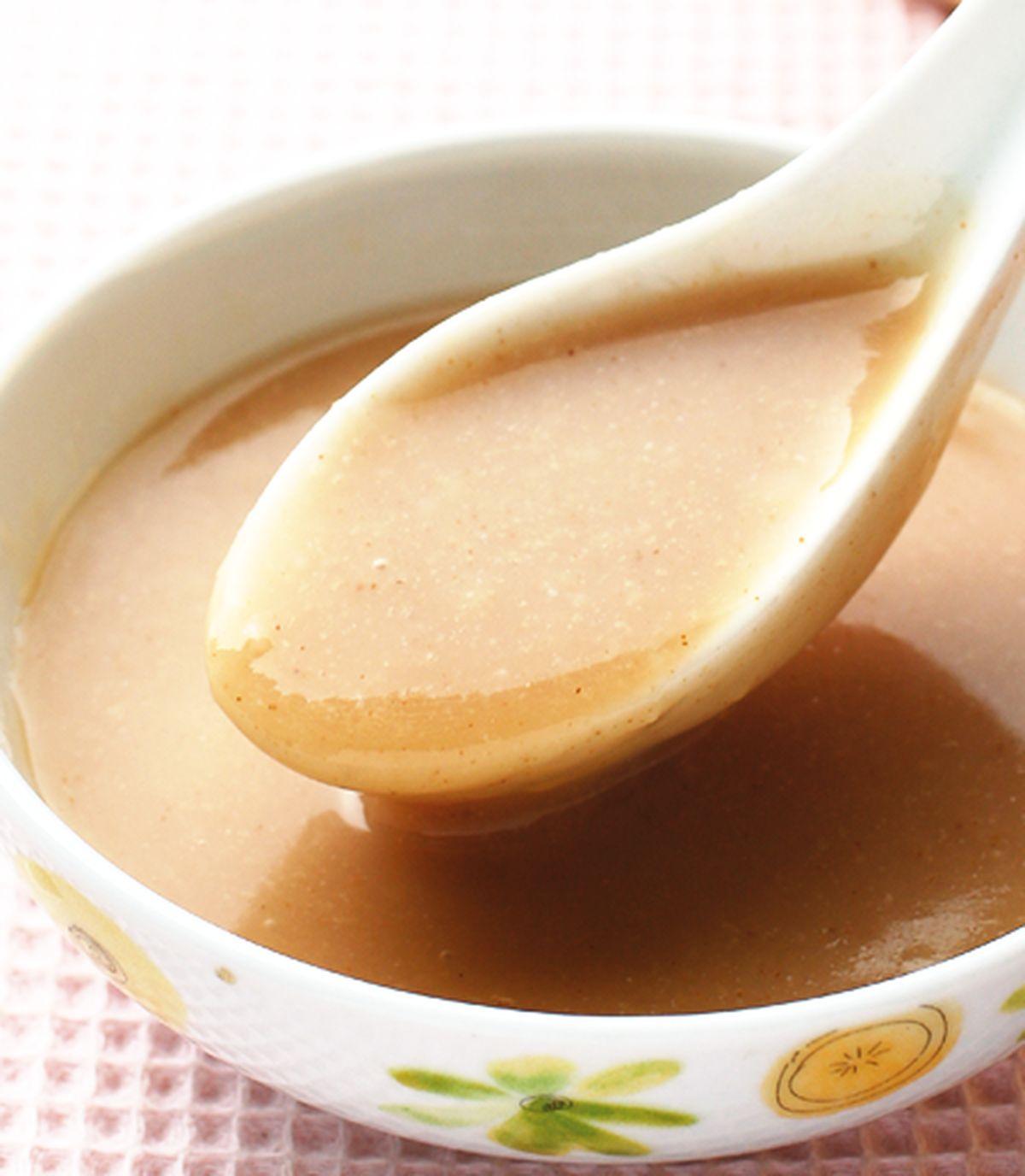 食譜:糙米漿