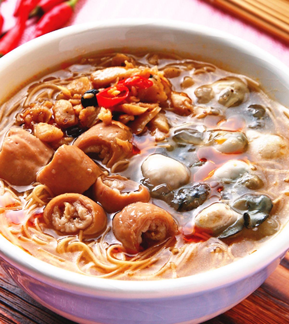 食譜:麻辣麵線(1)