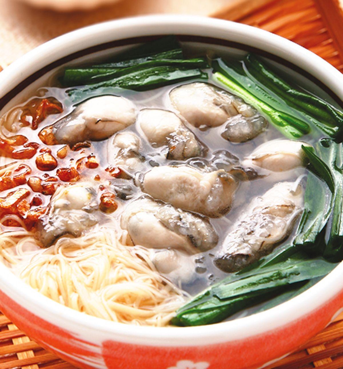 食譜:蚵仔麵線湯