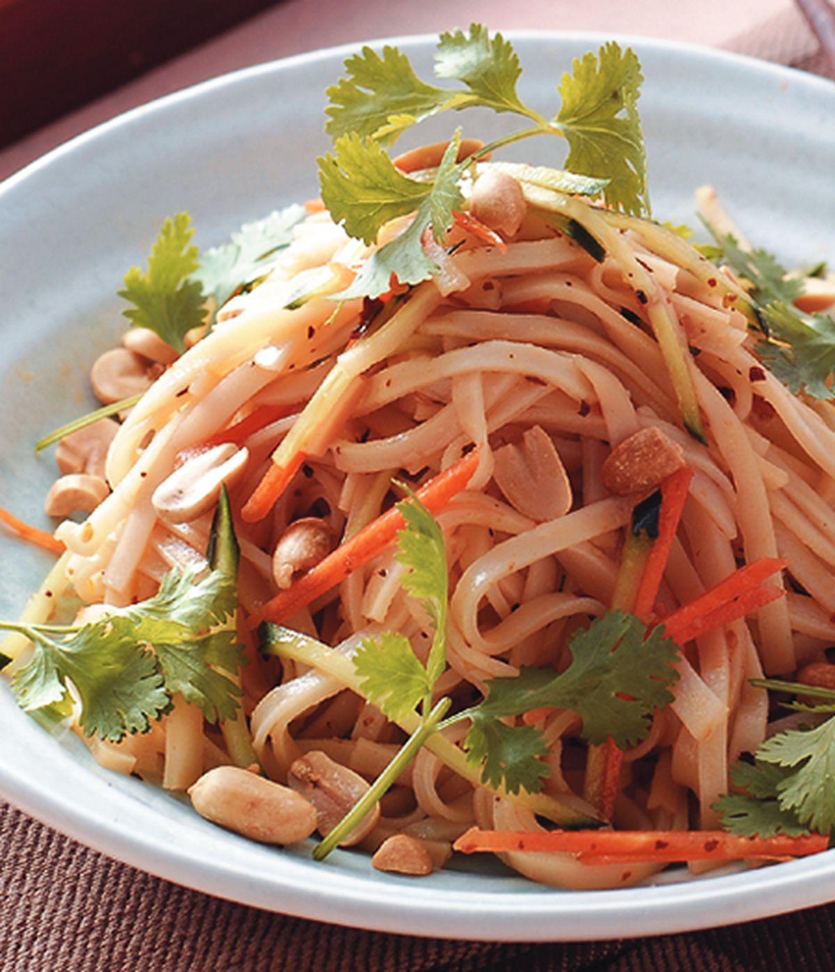 食譜:涼拌粑粑絲沙拉