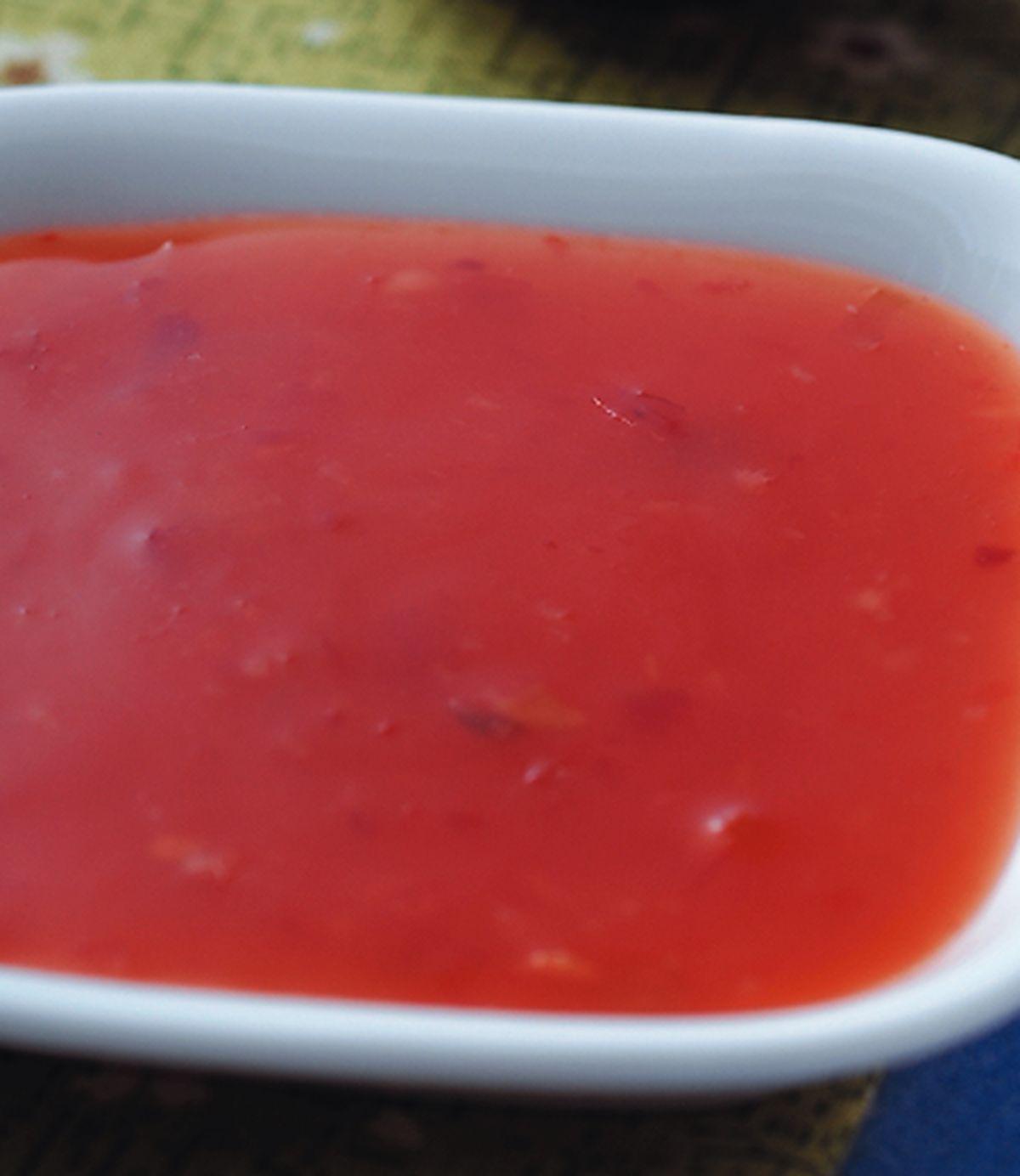 食譜:泰式蔬菜沙拉醬