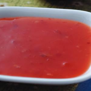 泰式蔬菜沙拉醬
