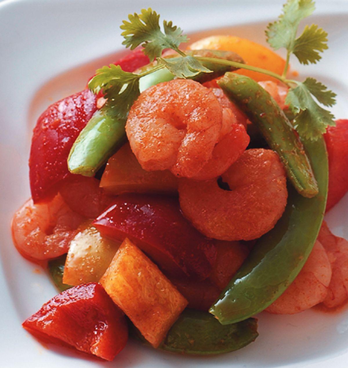 食譜:泰式鮮蝦沙拉
