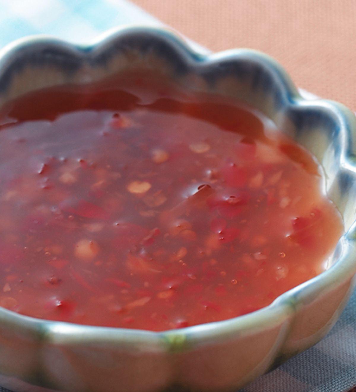 食譜:泰式甜雞醬