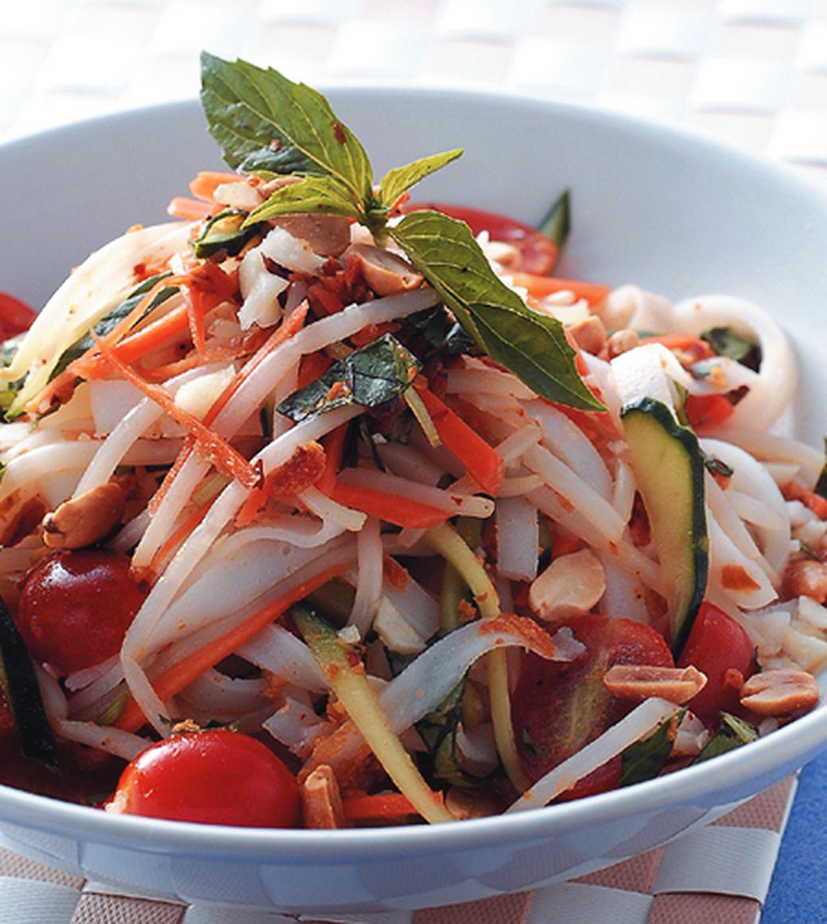 食譜:越南河粉沙拉