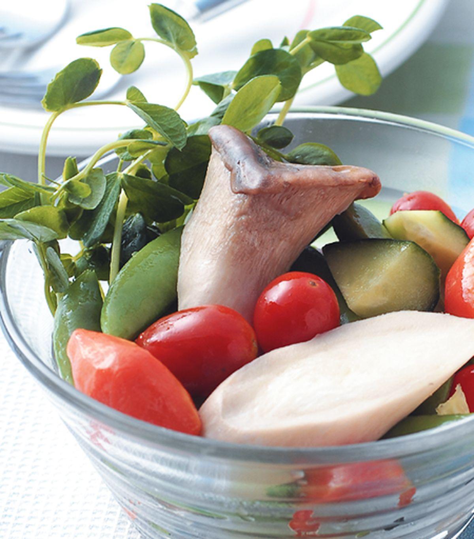 食譜:都會時蔬沙拉