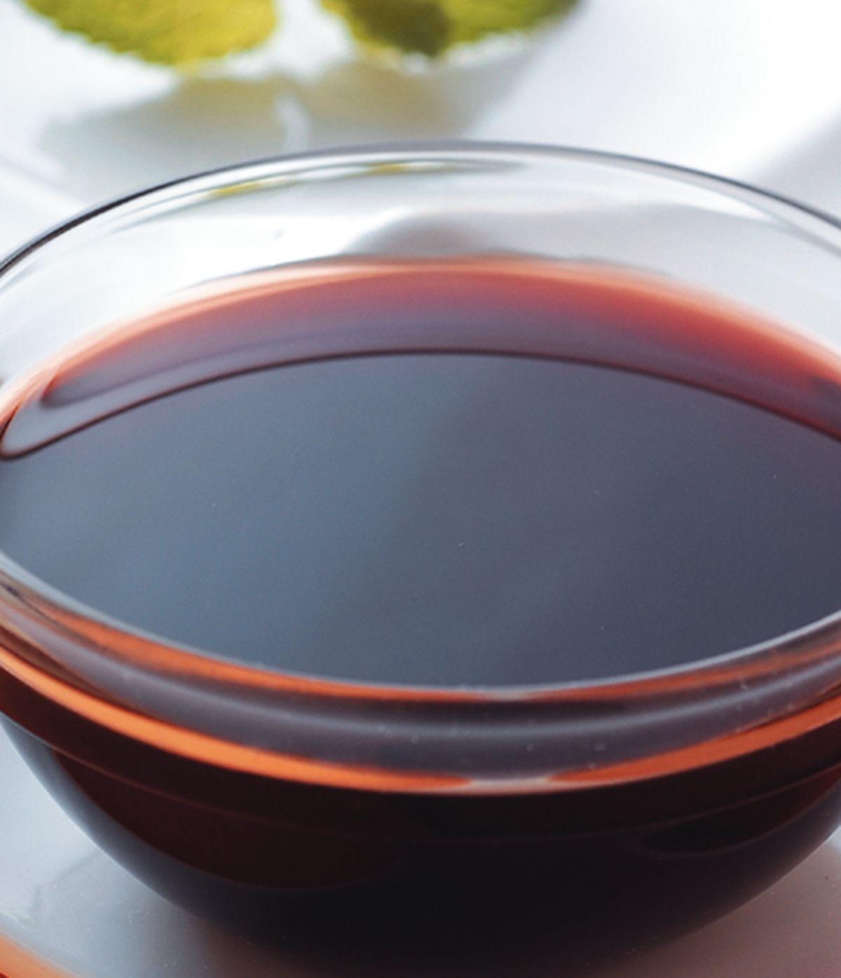 食譜:野莓果醋醬