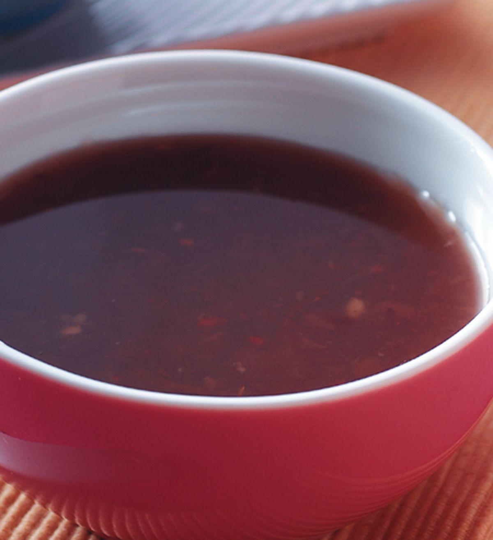 食譜:水果醋沙拉醬