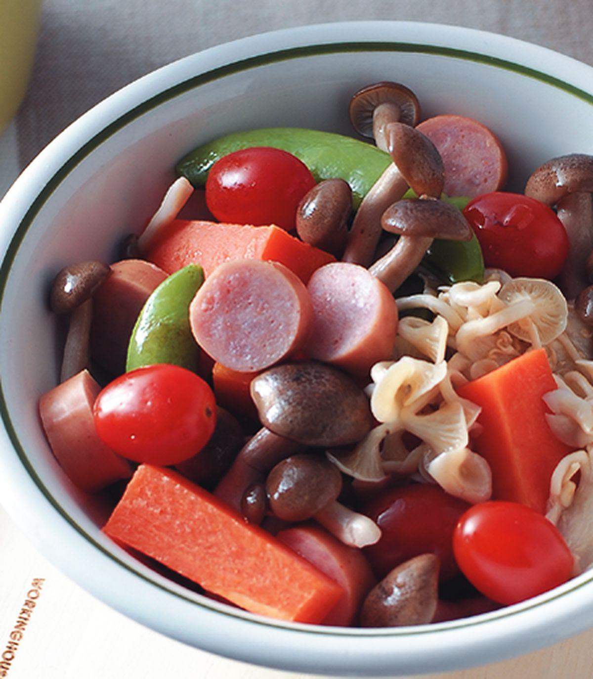 食譜:水果醋沙拉