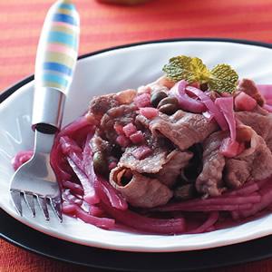 法式牛肉沙拉