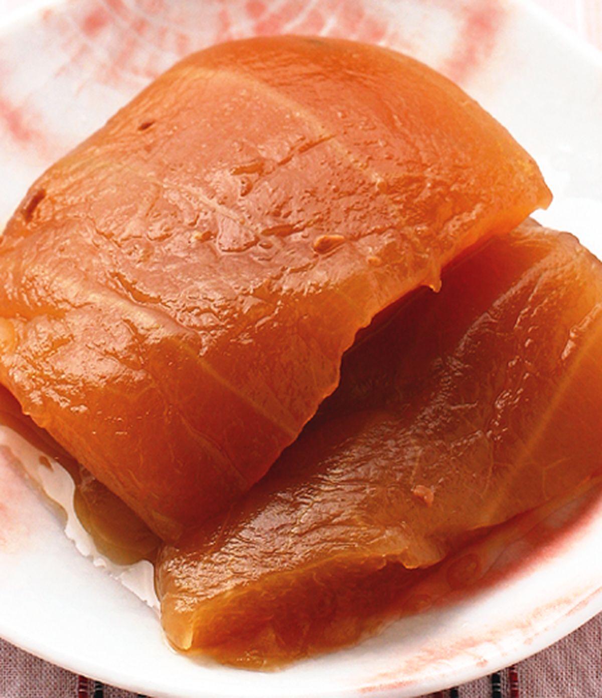 食譜:鹹冬瓜