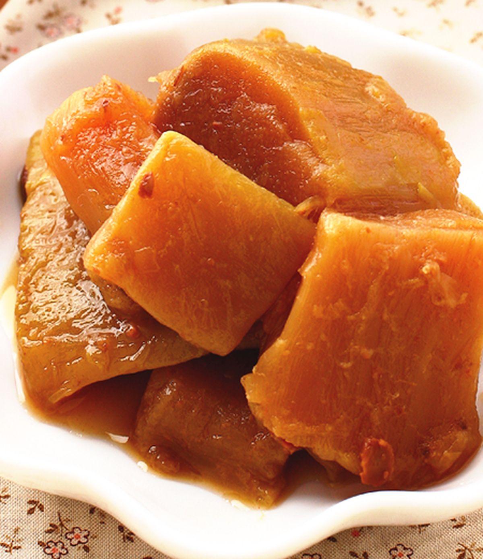 食譜:醃醬筍