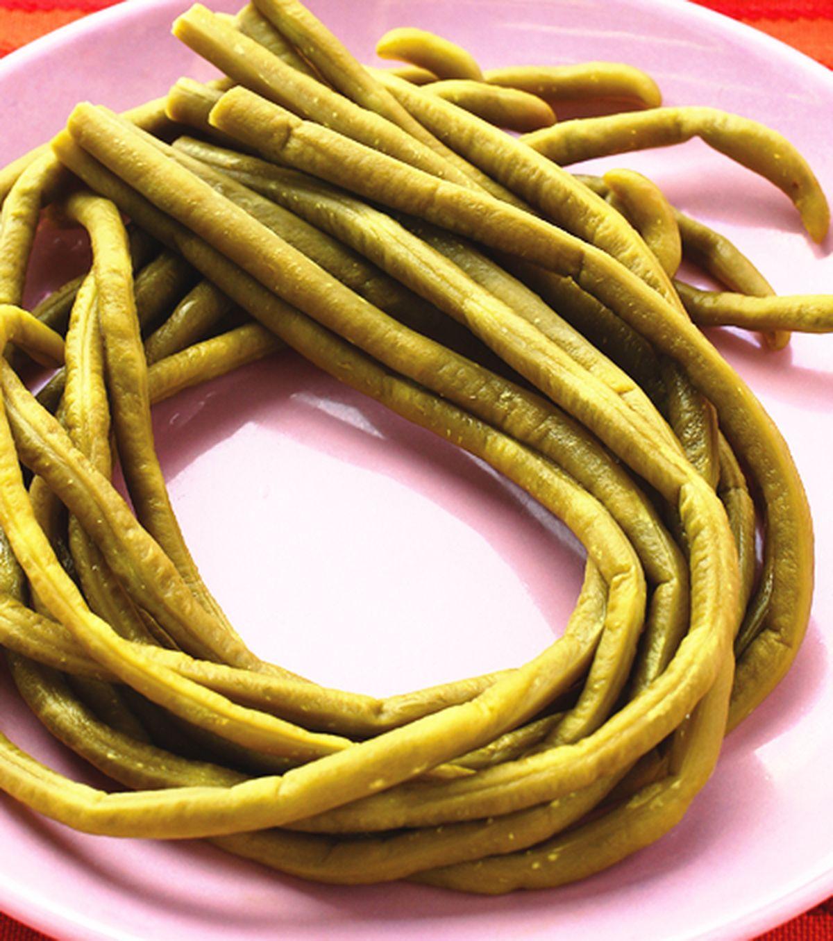 食譜:酸豇豆(1)