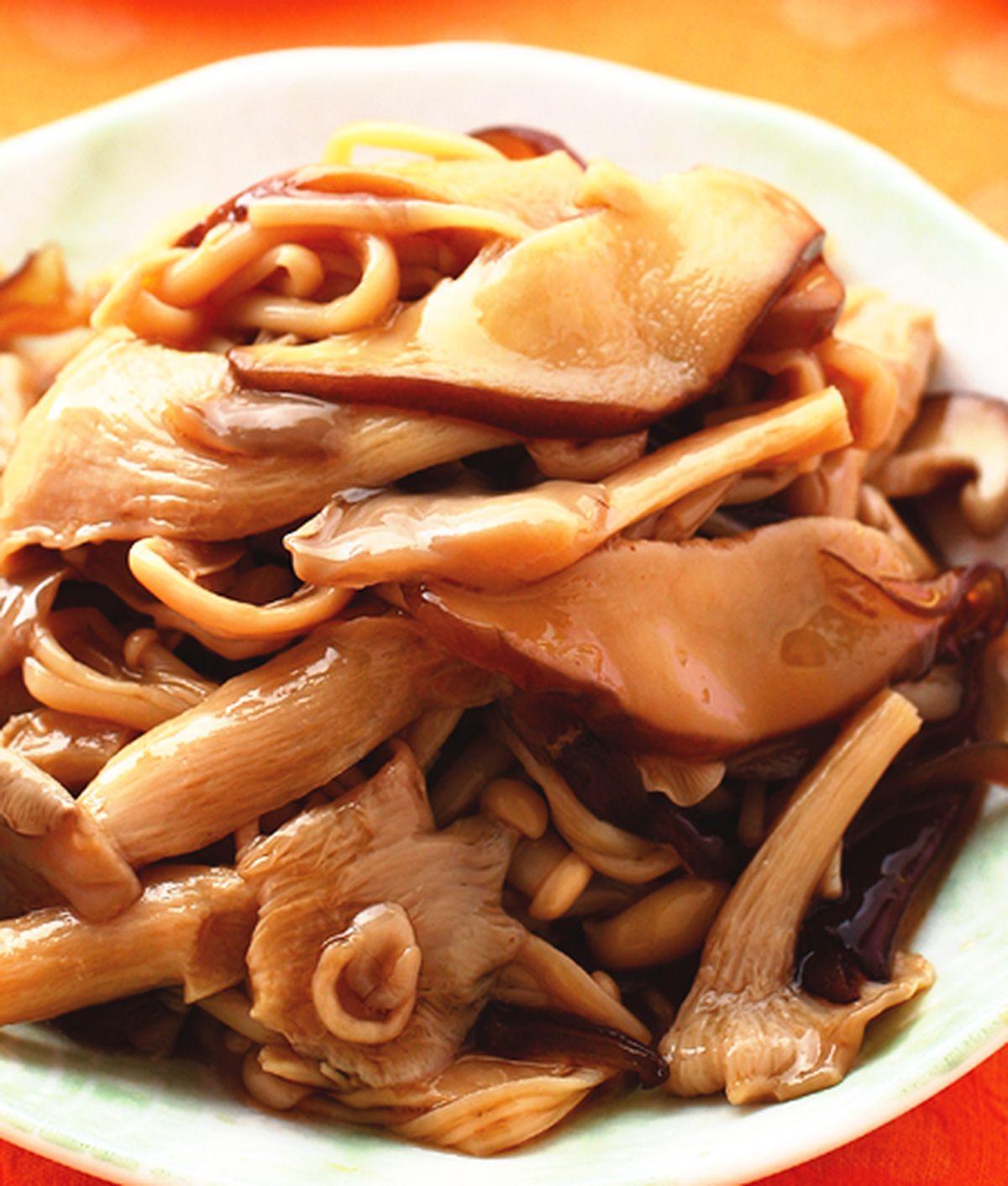 食譜:蠔醬鮮菇