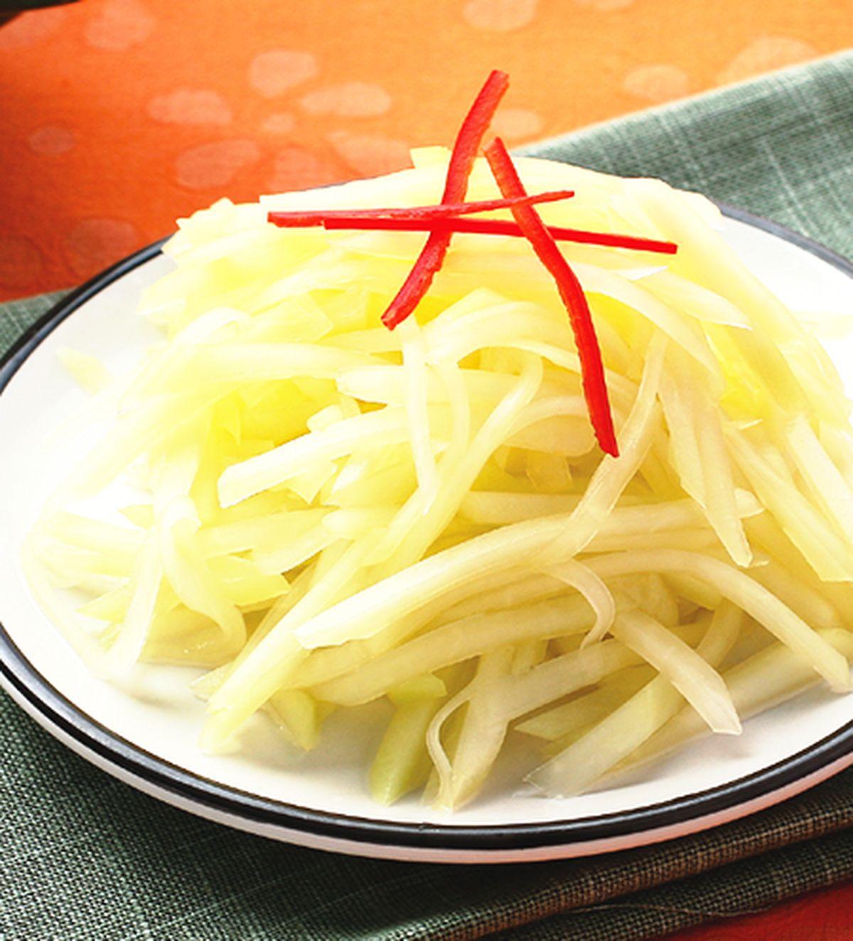 食譜:梅醋醃青木瓜