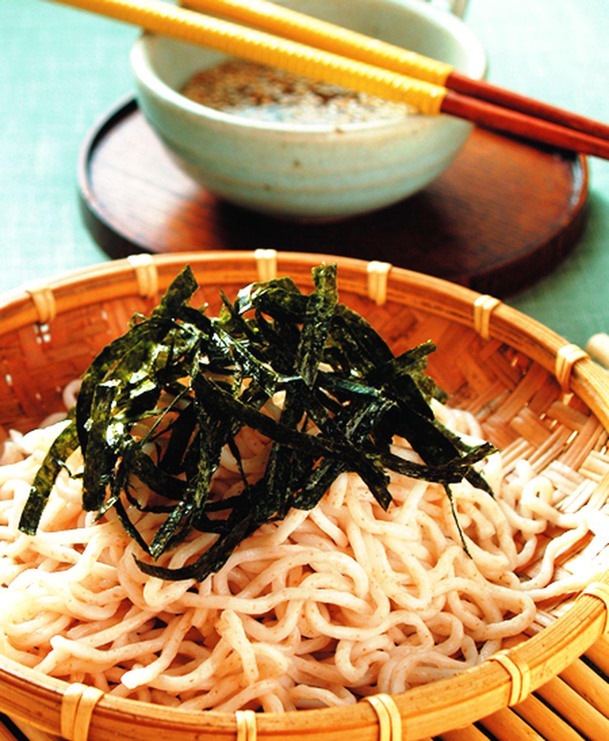 食譜:日式蕎麥冷麵
