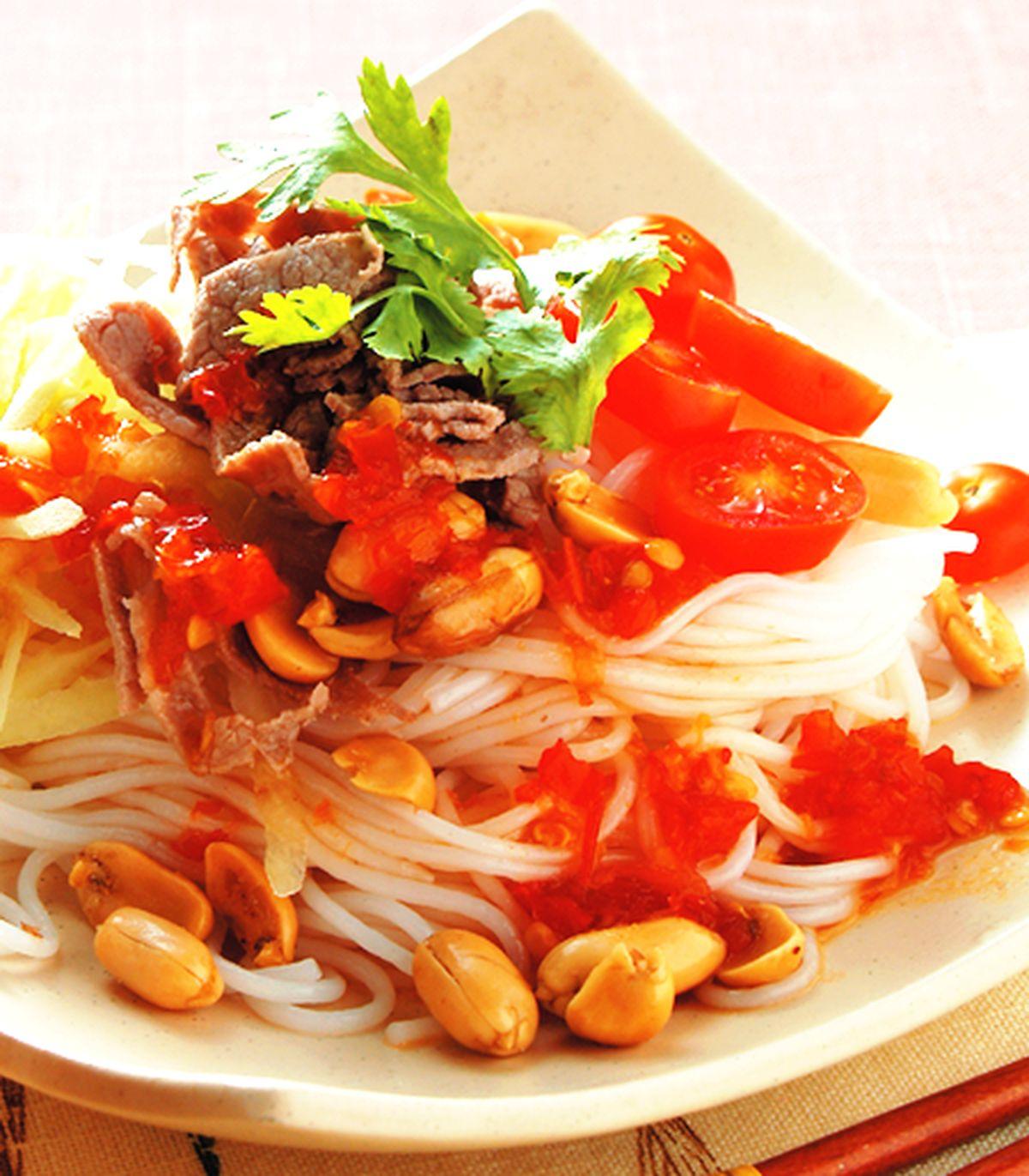 食譜:泰式酸辣涼麵