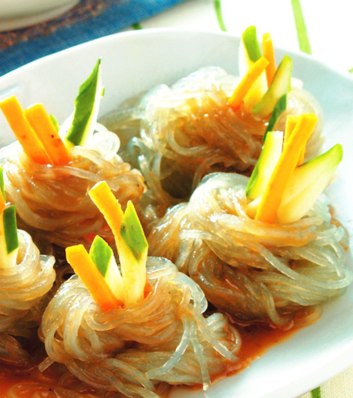 食譜:日式芝麻涼麵