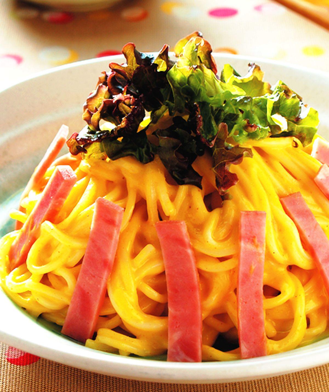 食譜:咖哩酪梨醬涼麵