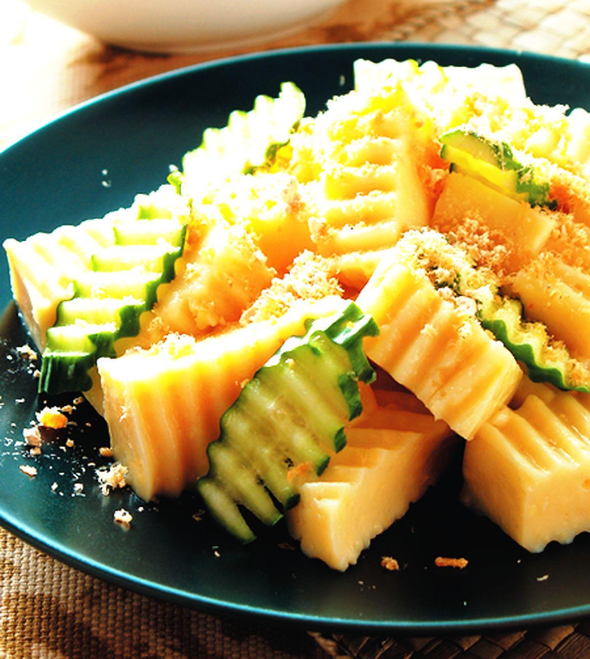食譜:緬甸涼麵(1)