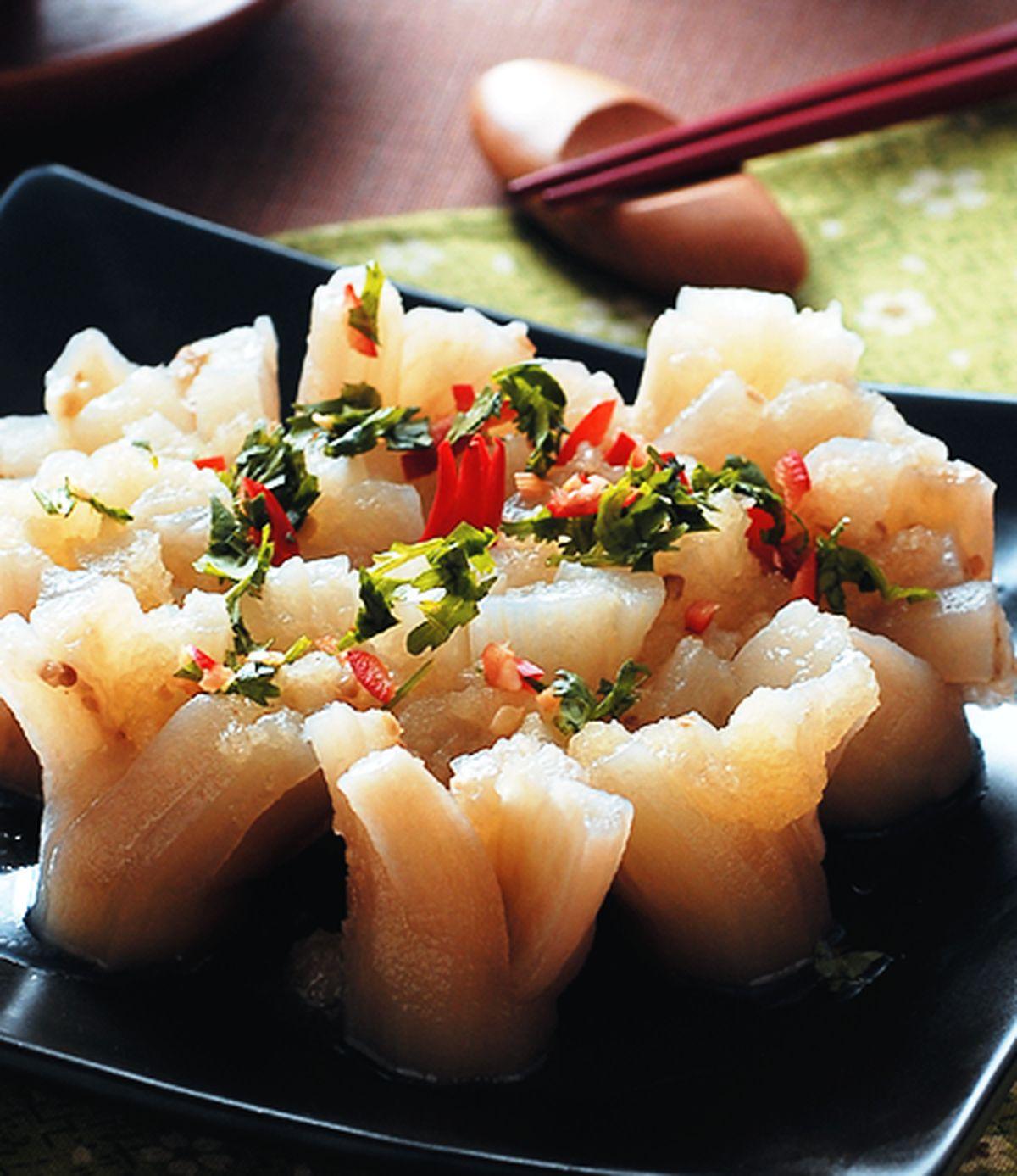 食譜:蒜香茄花