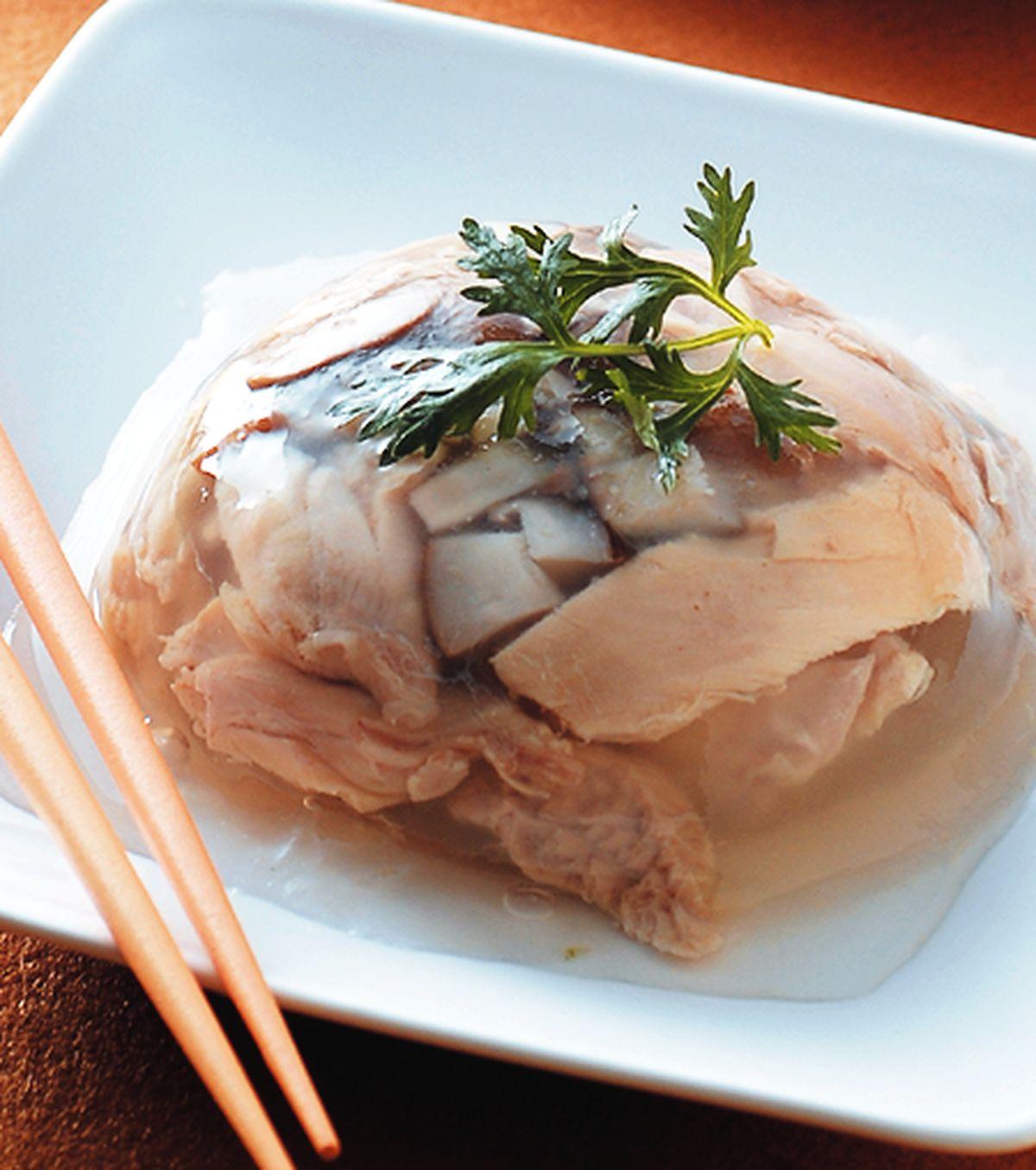 食譜:雞肉凍