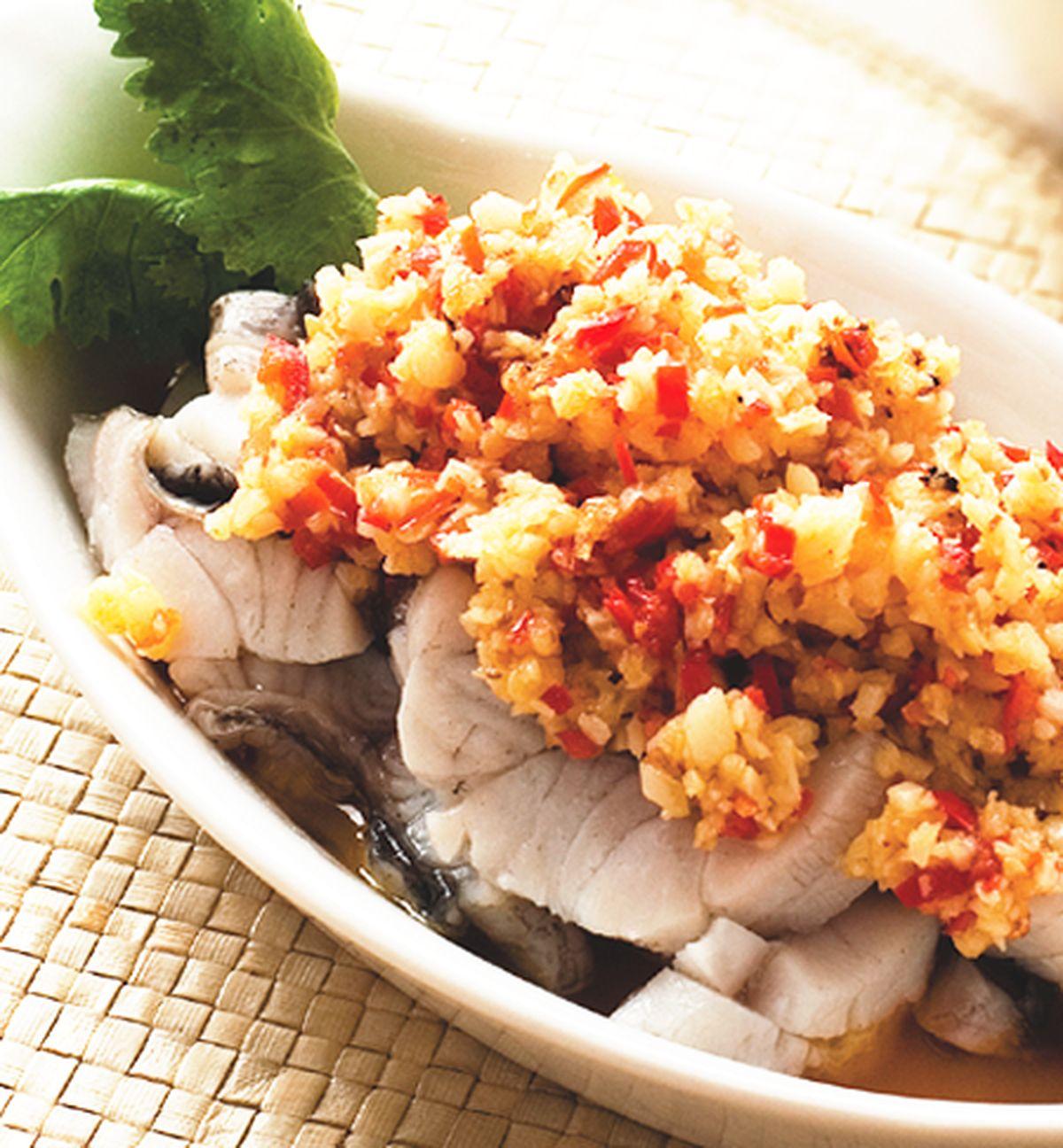 食譜:蒜椒魚片
