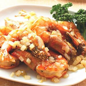 奶油草蝦(1)