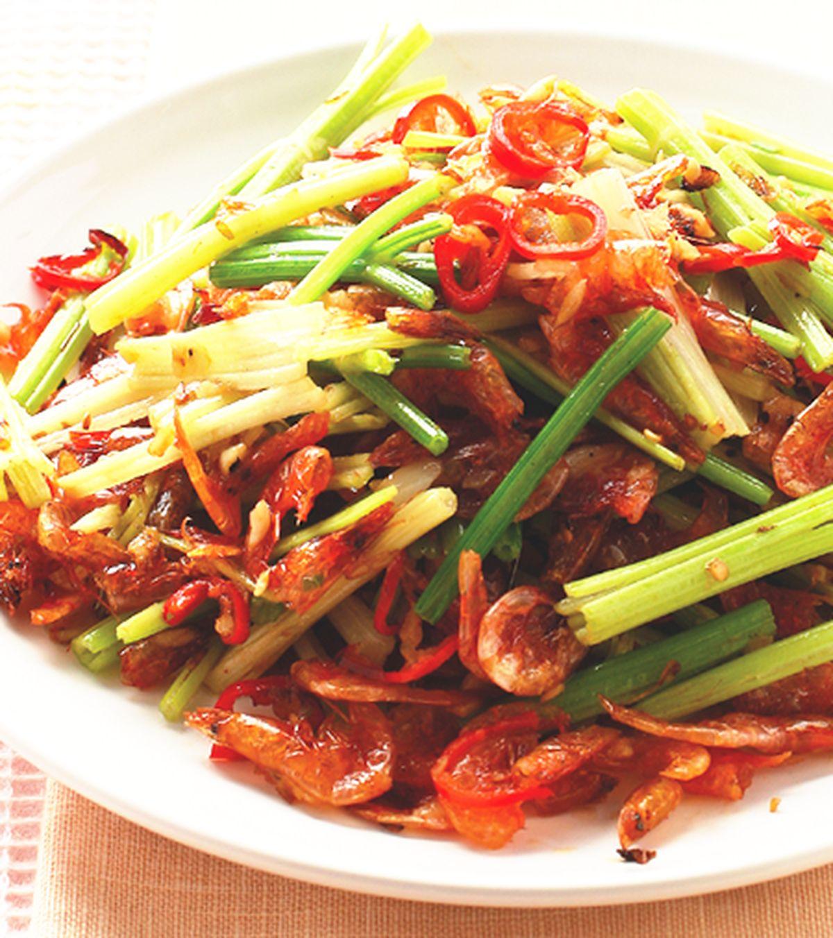 食譜:香辣櫻花蝦