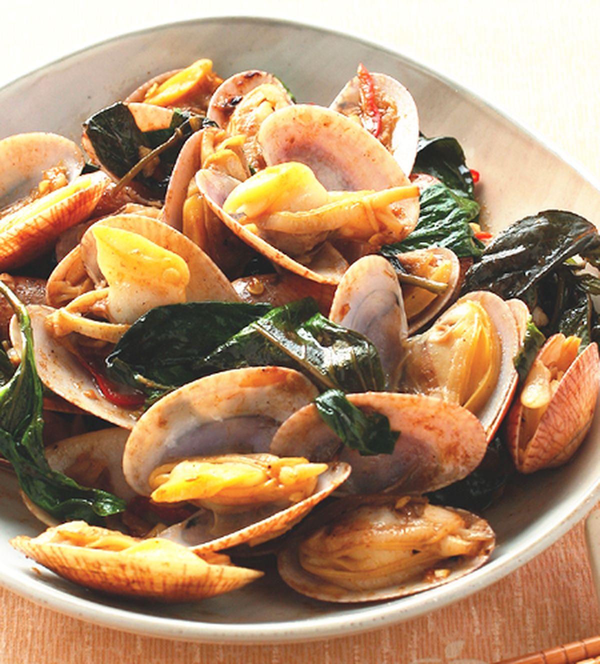 食譜:炒海瓜子(2)