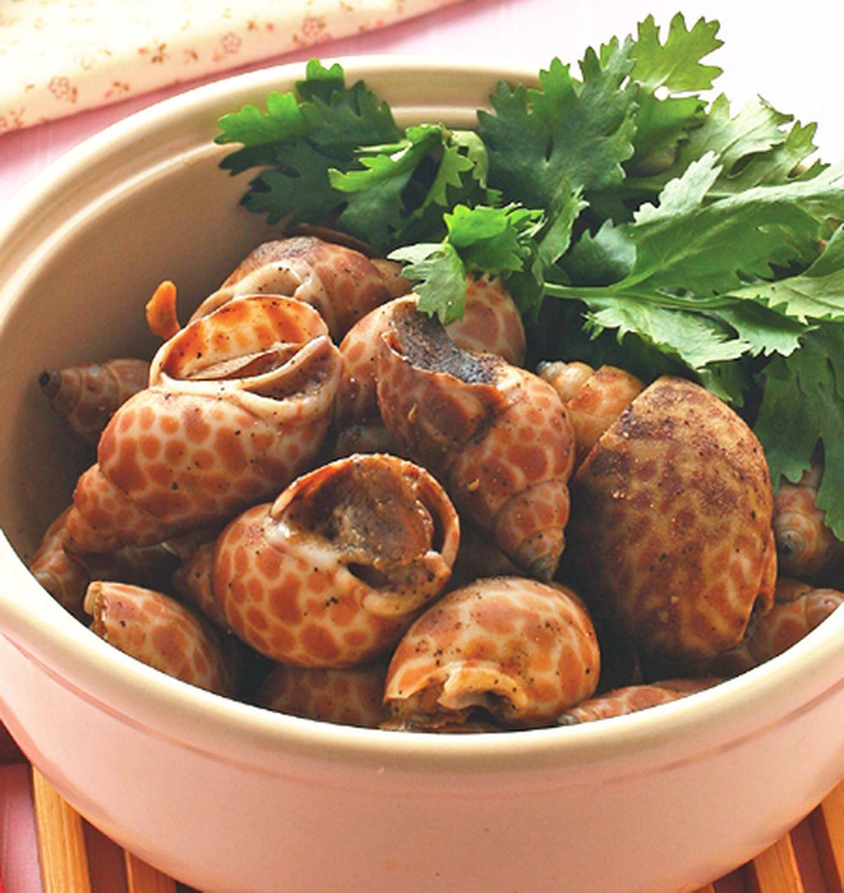食譜:胡椒鳳螺