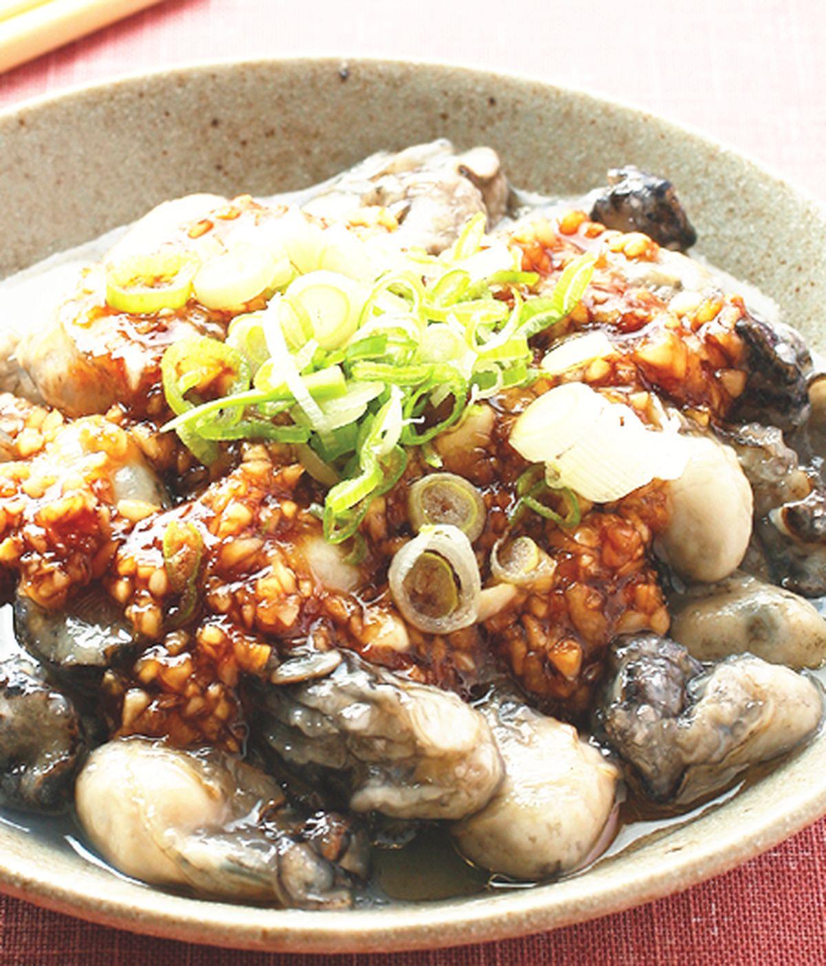 食譜:蒜泥鮮蚵