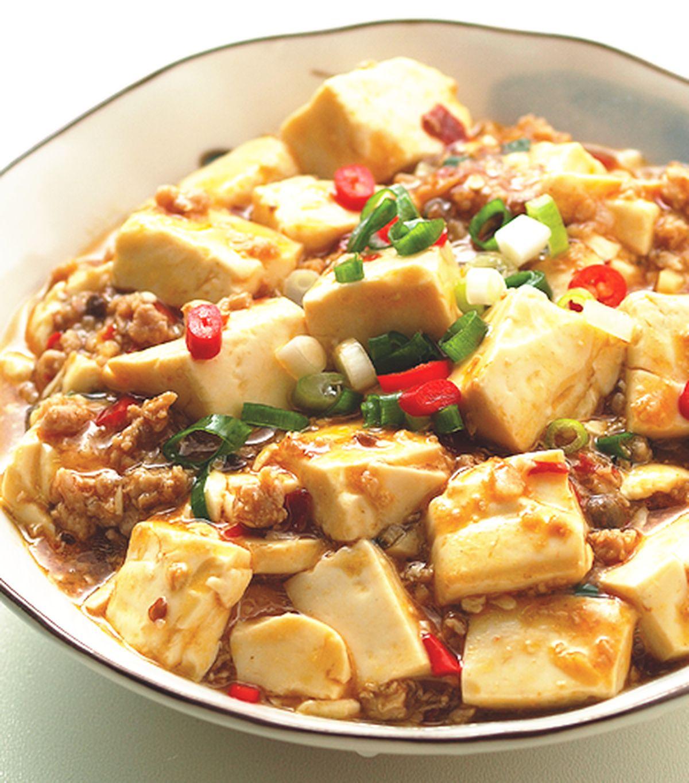 食譜:麻婆豆腐(19)