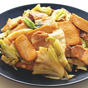 回鍋肉(4)