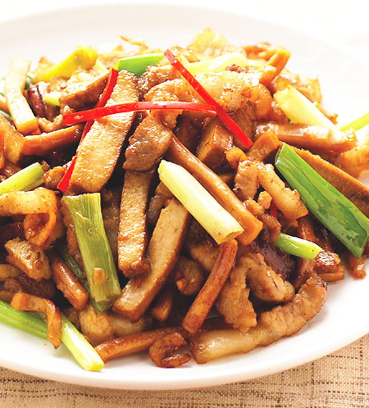 食譜:客家小炒(7)