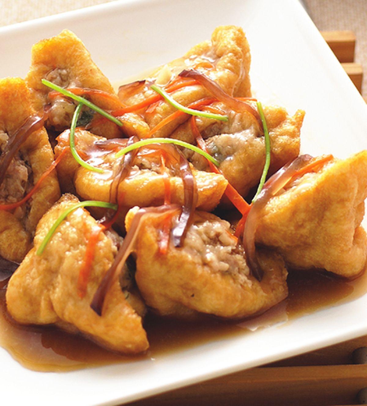 食譜:鑲油豆腐