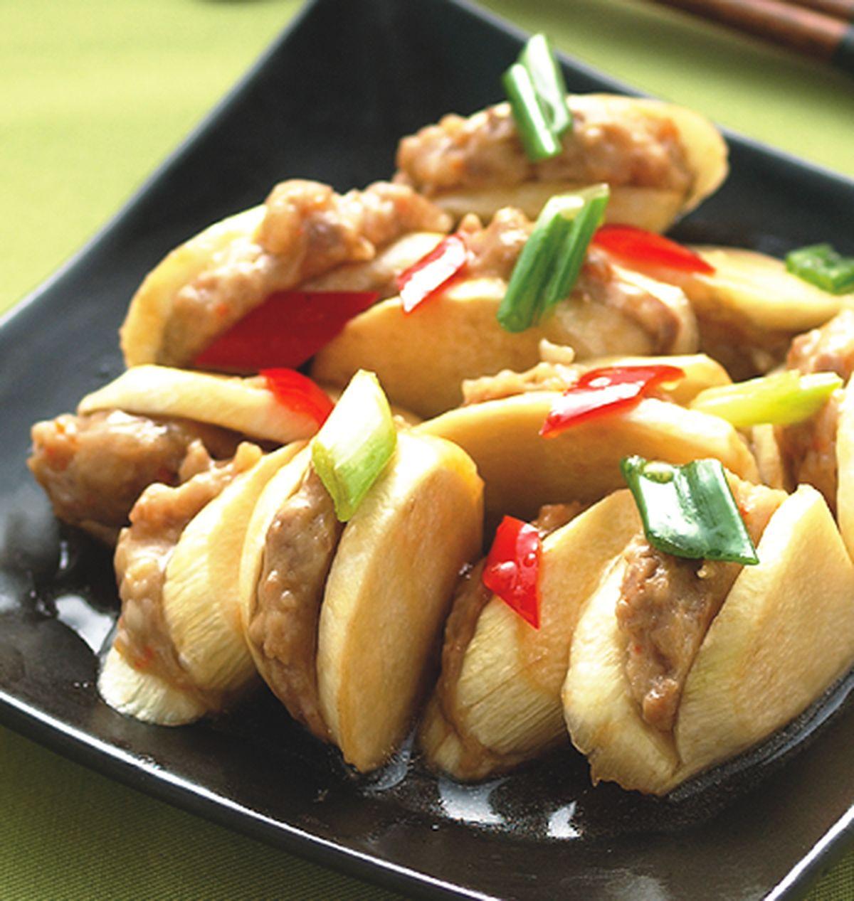 食譜:夾心茭白筍