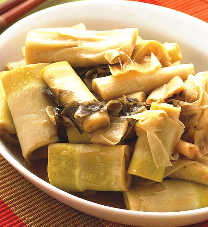 食譜:福菜滷桂竹筍