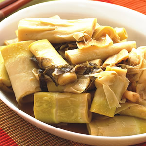 福菜滷桂竹筍