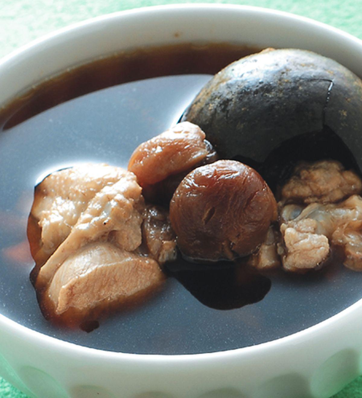 食譜:羅漢果香菇雞湯