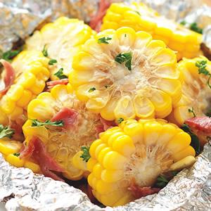 培根玉米燒