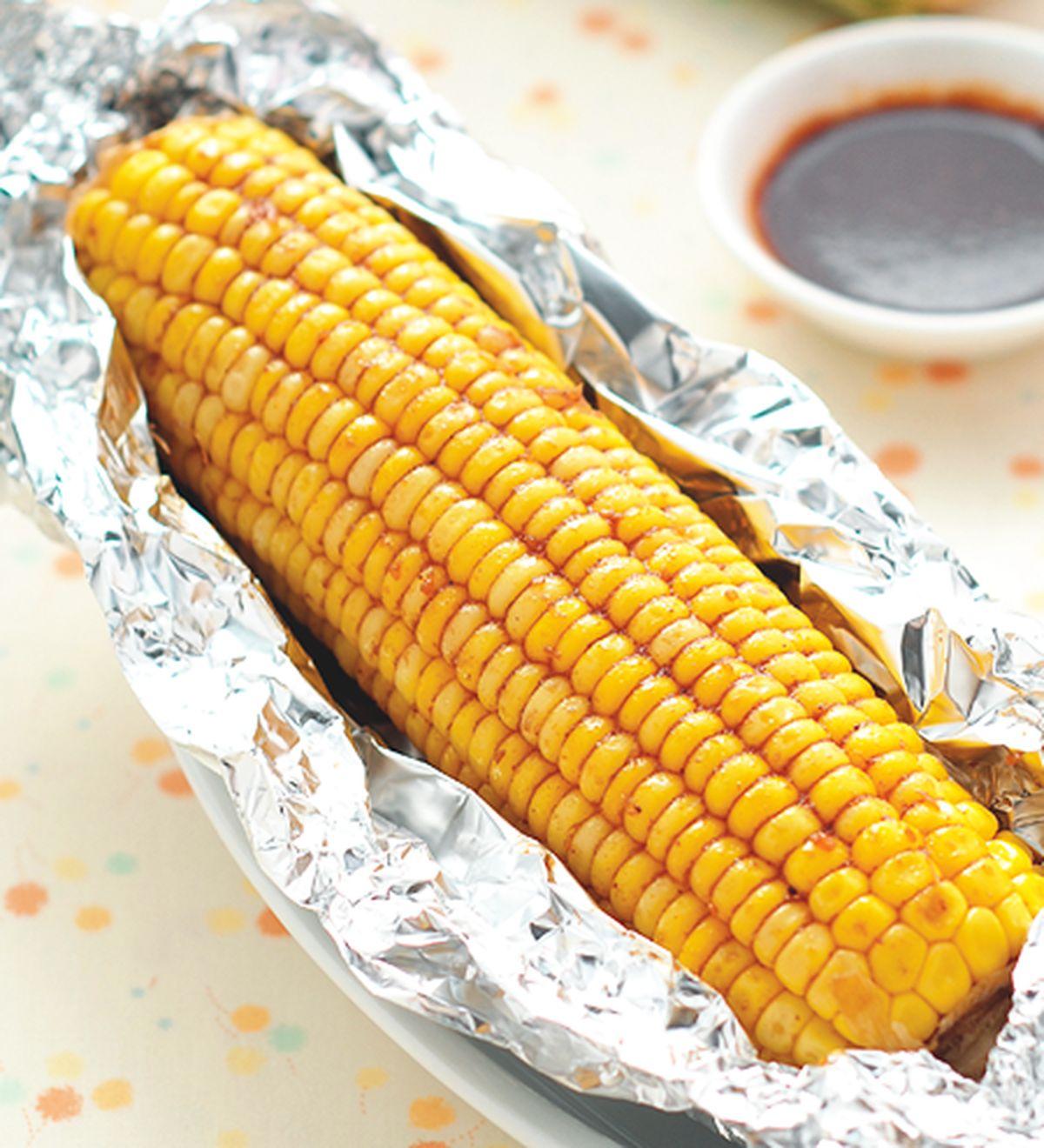 食譜:照燒烤玉米