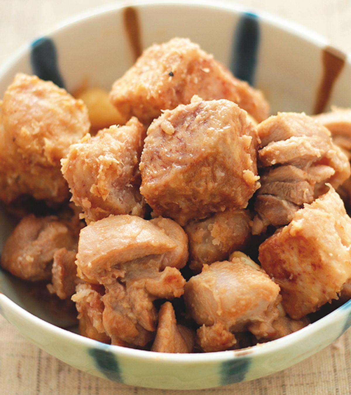 食譜:芋頭燒雞