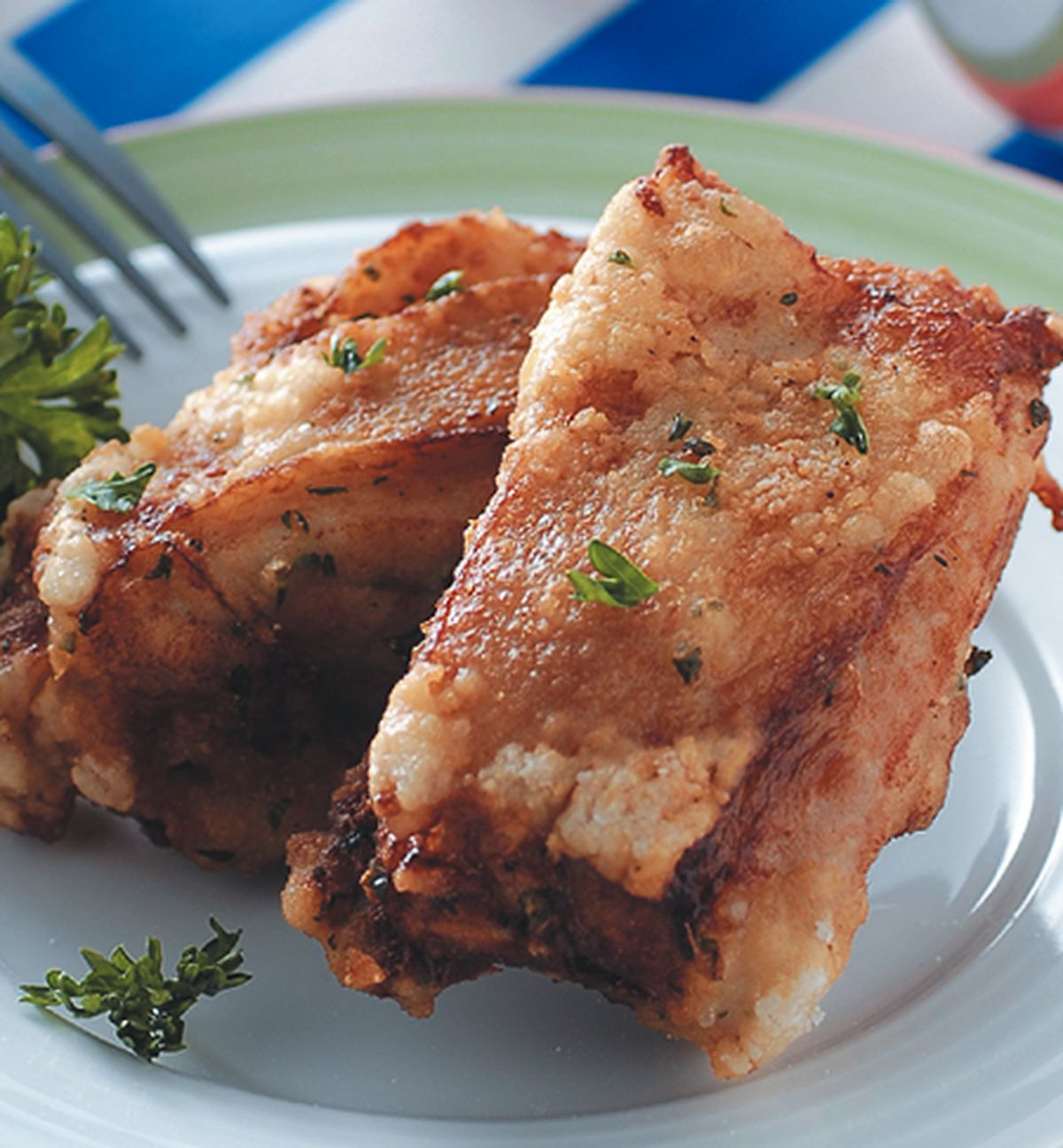 食譜:薄皮嫩雞