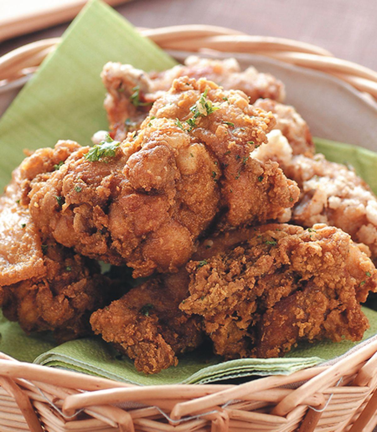 食譜:咖哩炸雞(1)
